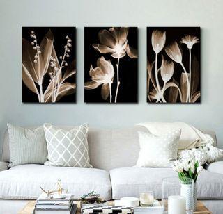 In stock - Elegant Floral Paintings
