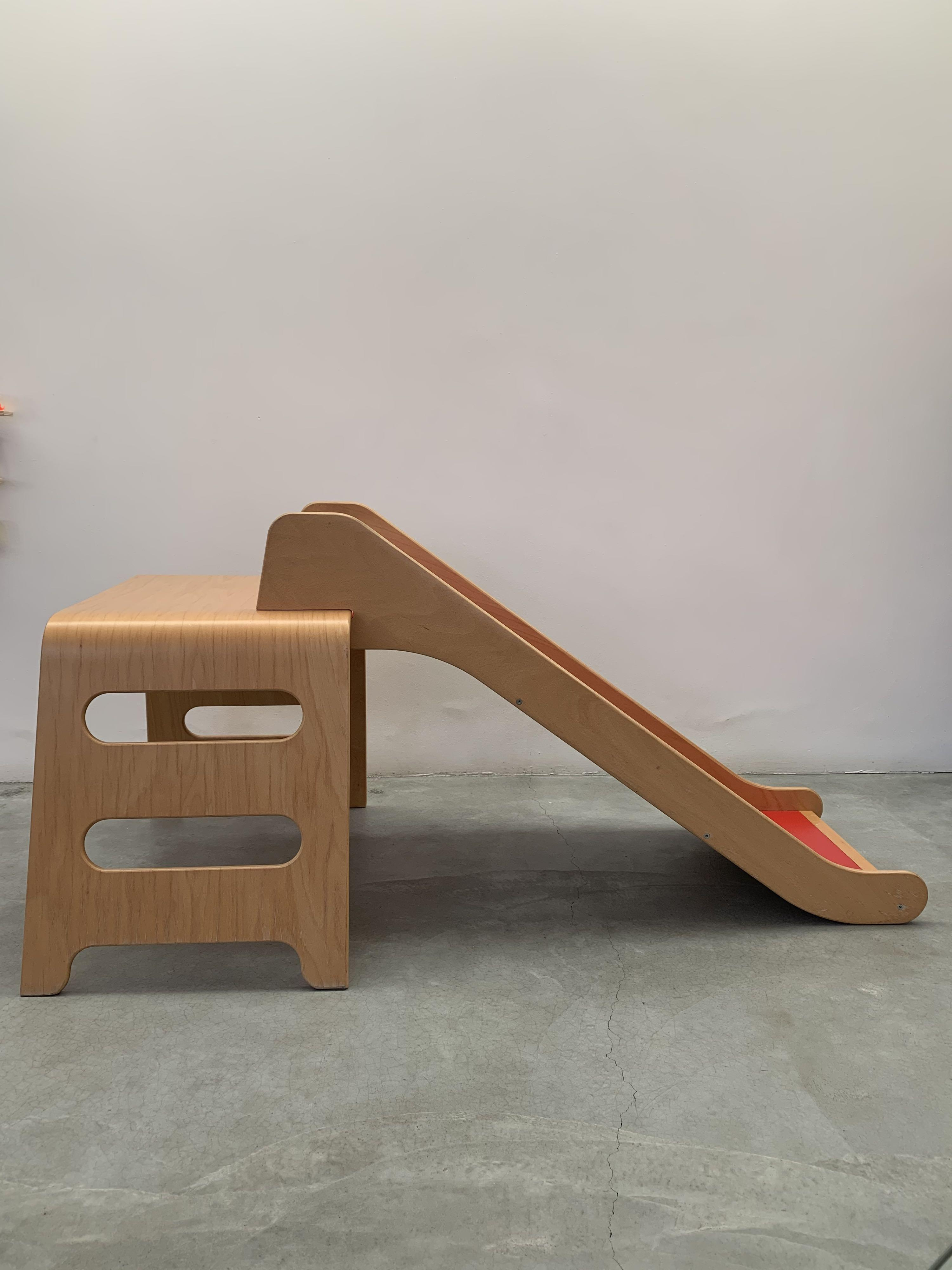 Kids Indoor Slide Ikea Babies Toys Walkers On Carousell