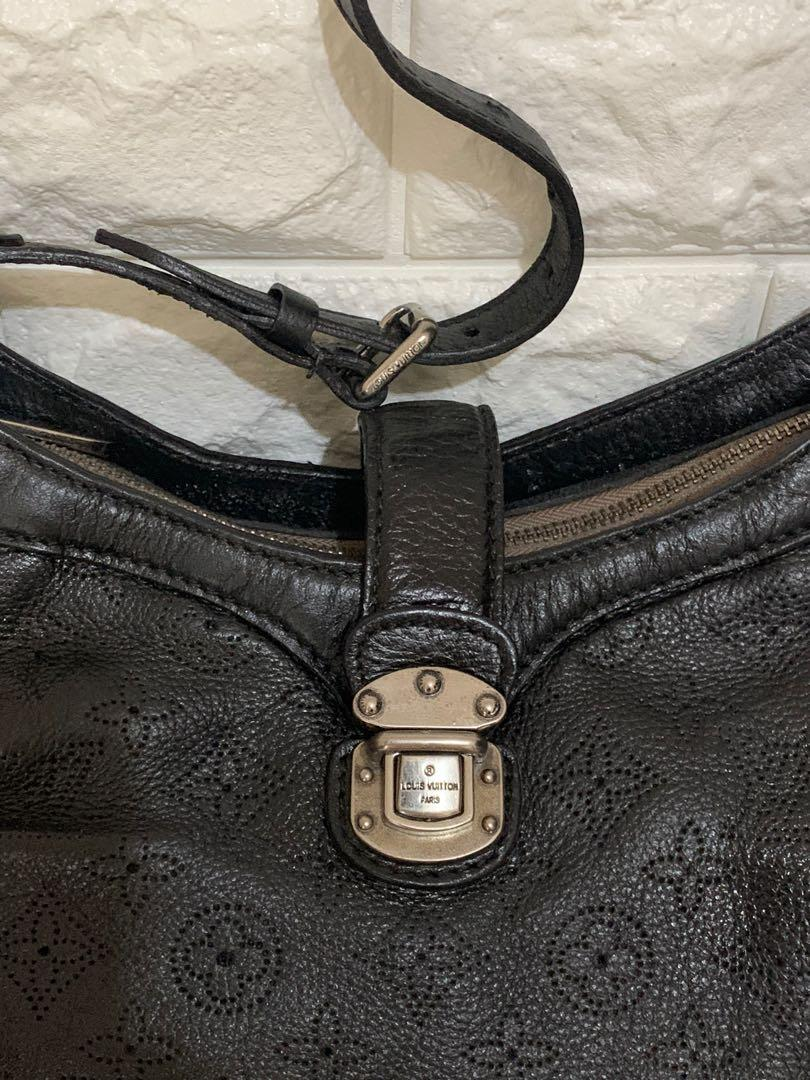 Louis Vuitton LV Mahina authentic, MB0028 tahun 2008, size 30 cm, kondisi 90% OK!! No php!!Bag Only