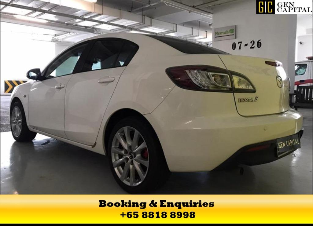 MAZDA 3 - RENT WITH US TODAY FOR THE BEST RATE! ASK OUR DEAR STAFF FOR MORE INFORMATION ON THE PACKAGE TODAY @ 8818 8998!
