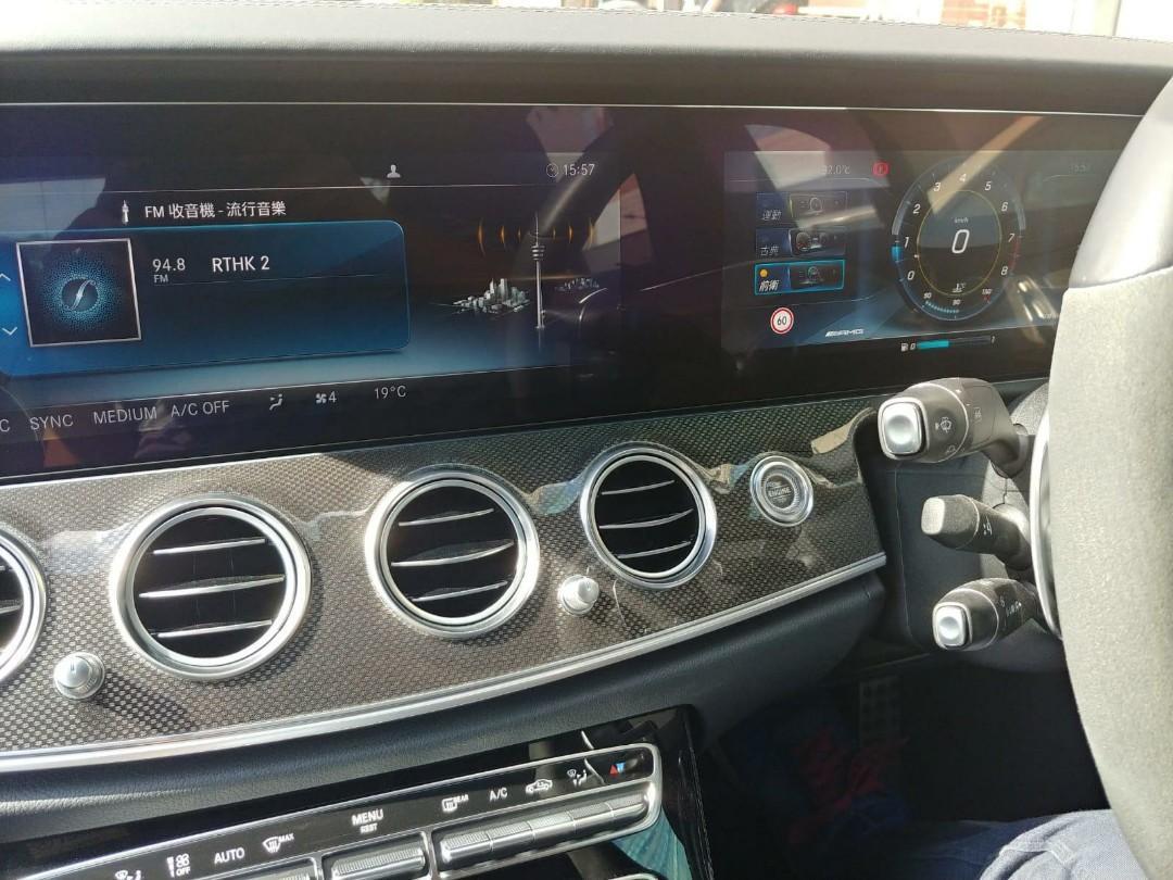 Mercedes-Benz E 63S E63 S Auto