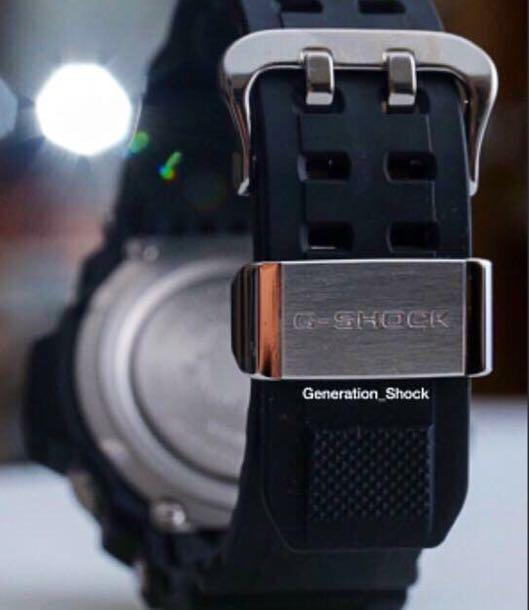 NEW🌟GSHOCK RANGEMAN UNISEX DIVER SPORTS WATCH : 100% ORIGINAL AUTHENTIC CASIO G-SHOCK RESISTANT : GW-9400-1DR (BLACK COBRA)
