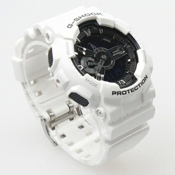 NEW🌟STORMTROOPER STAR-WARS theme : GSHOCK UNISEX DIVER SPORTS WATCH : 100% ORIGINAL AUTHENTIC CASIO G-SHOCK : GA-110GW-7ADR / GA-110GW-7A / GA-110-GW-7A