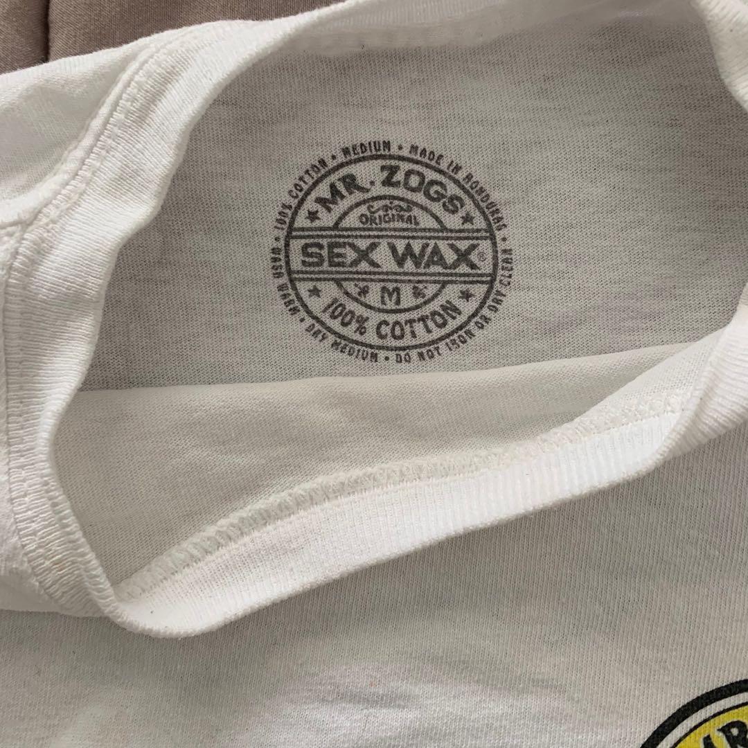 sex wax shirt