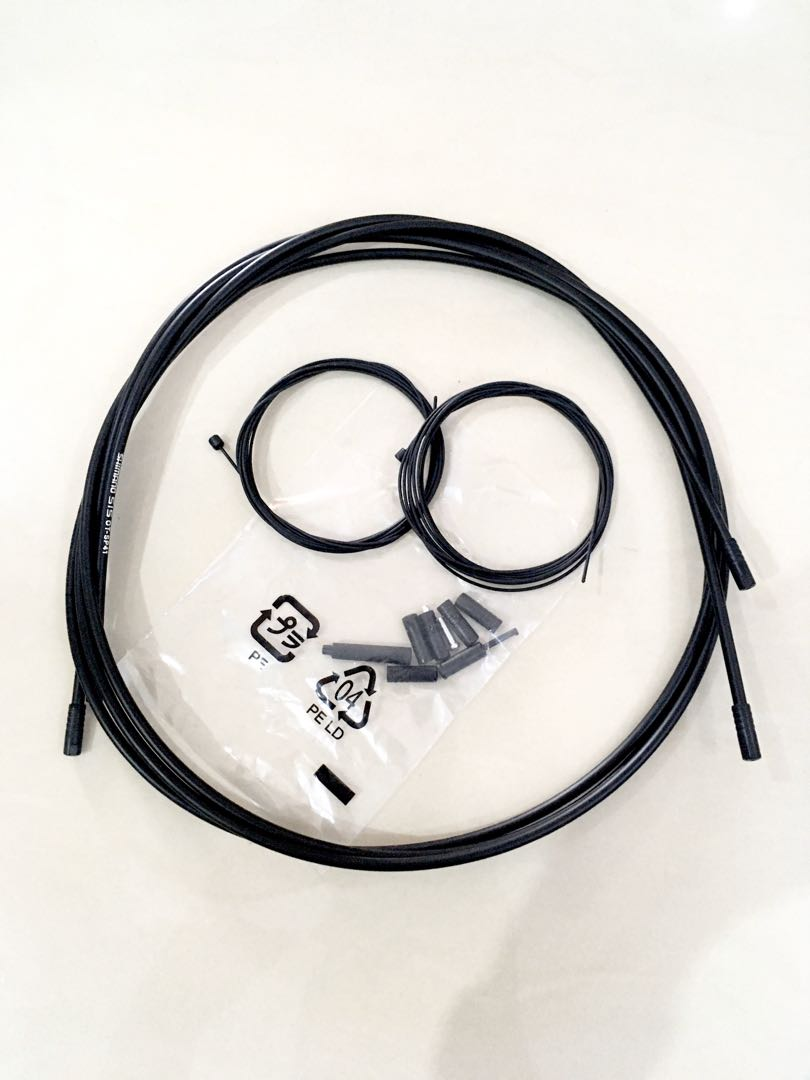 Genuine Sram Shift//Gear Cable Housing With Stainless Steel Set