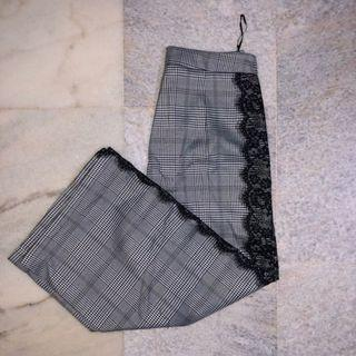 Side Laced Culottes