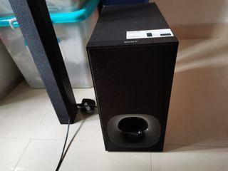Sony Sound Bar揚聲器 - HT-CT180 (不議價)
