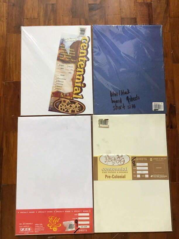 Special Papers for Sale - onion, oslo, sticker, graphing, board, multi purpose, index card