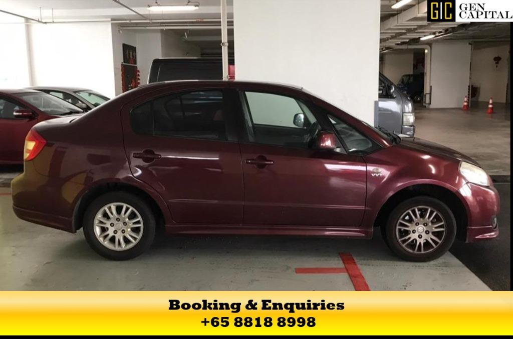 SUZUKI SX4 - RENT WITH US TODAY FOR THE BEST RATE! ASK OUR DEAR STAFF FOR MORE INFORMATION ON THE PACKAGE TODAY @ 8818 8998!