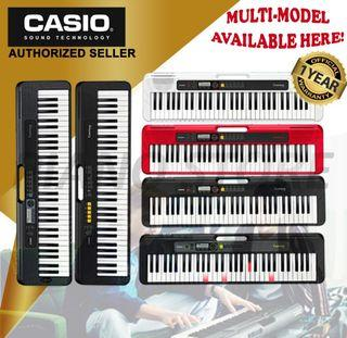 THE PIANIST STUDIO   Casio Music Keyboard Casiotone CT-S100 CTS200 CTS 300 LKS250 Piano Learning Music Toy CT-S200