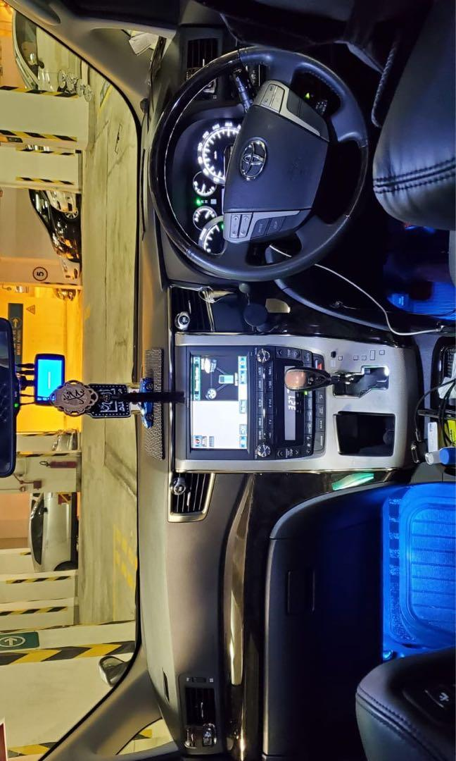 Toyota Alphard 2.4 Hybrid Auto