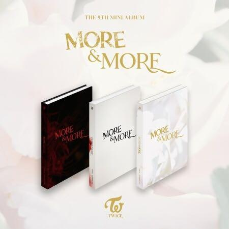 🌺TWICE🌺MORE&MORE ✅Pre-Order Benefits&Synnara's exclusive gift