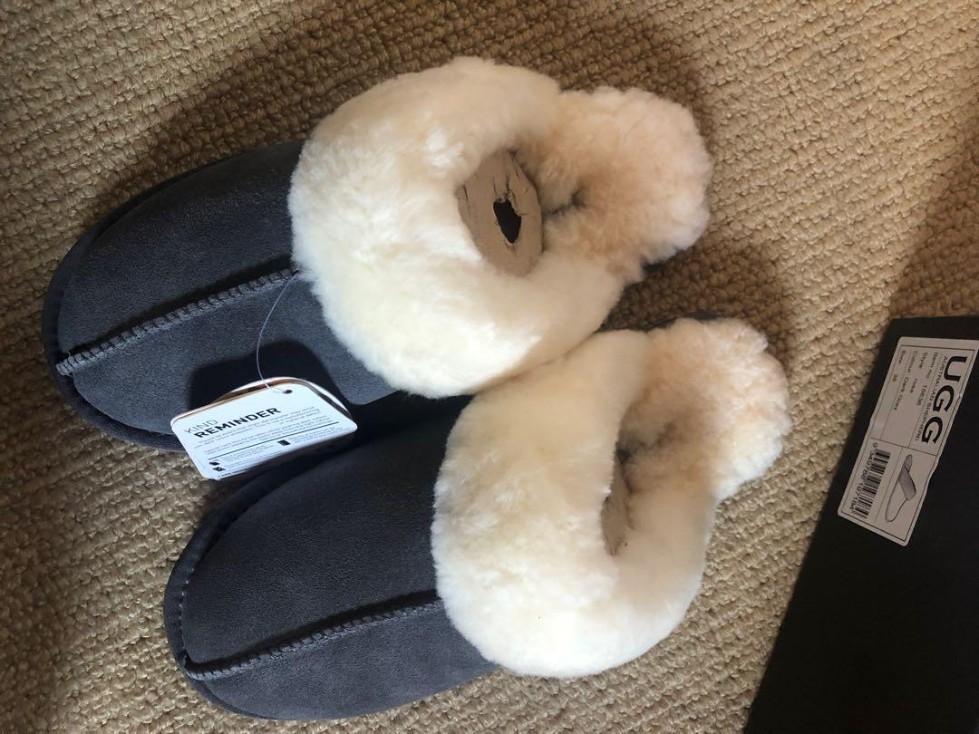 Ugg slippers (new)