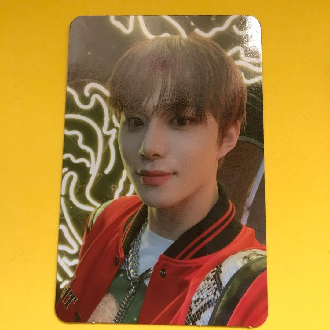 WTS NCT JUNGWOO NEOZONE (T VER) OFFICIAL PHOTOCARD