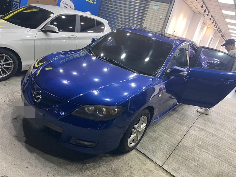 2007   馬三  2.0S    藍