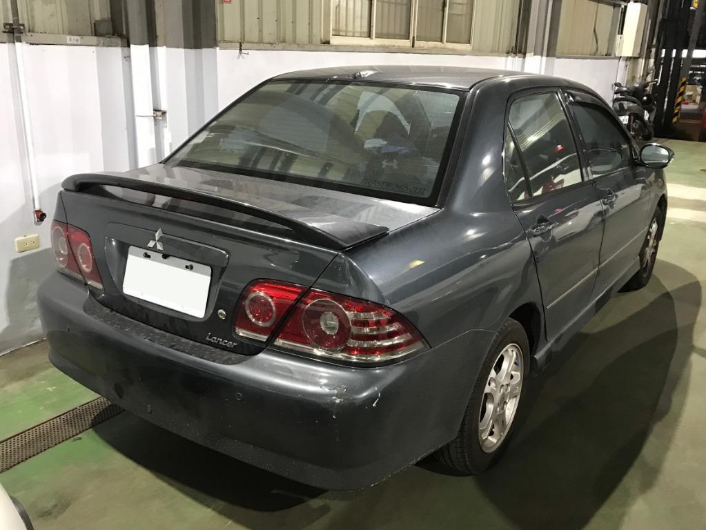 2007 三菱 LANCER 原鈑件 車況優 3500元交車