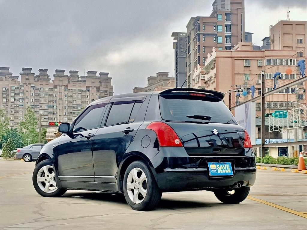 ➡️2008 Suzuki Swift 自排1.5L ✨I-key 電折 好開好養 經濟代步車 有工作即可貸款✨