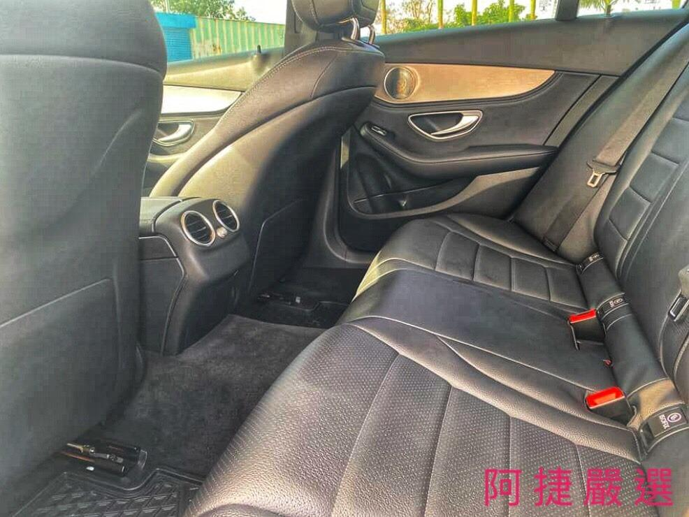 2015年 Mercedes-Benz  C200 沒薪轉沒勞保 信用瑕疵 皆可辦理 只需要雙證件強力過件