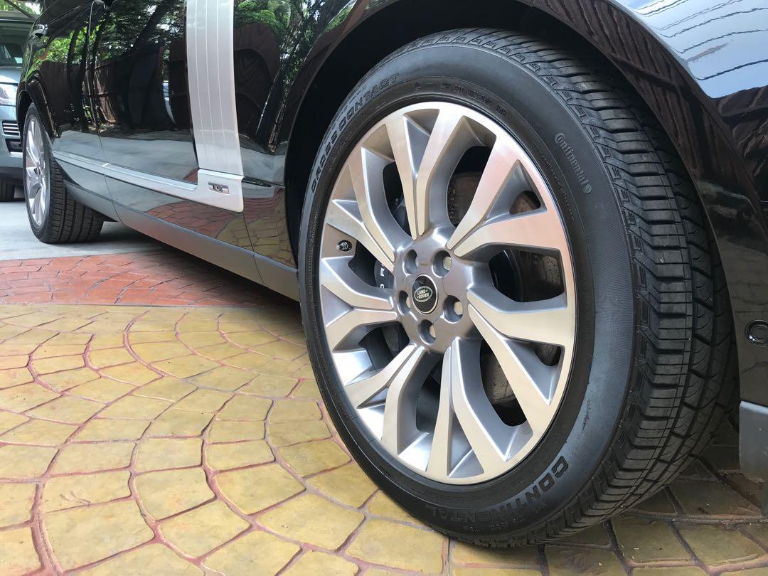 2018 Land Rover Range Rover Vogue 4.4L SDV8 Autobiography LWB