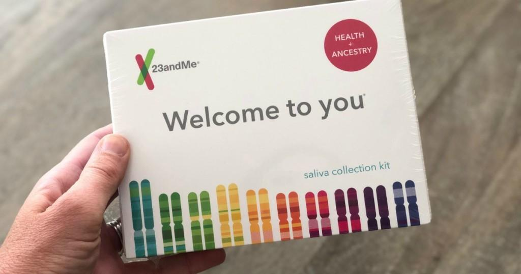 23andme (health and ancestry)