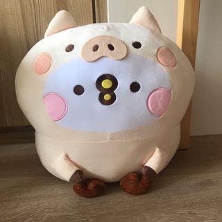 娃娃/玩偶 卡納赫拉 p助豬 (大型)