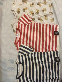 Akachan阿卡將 ,H&M/90cm /24m/2歲 /短袖T恤