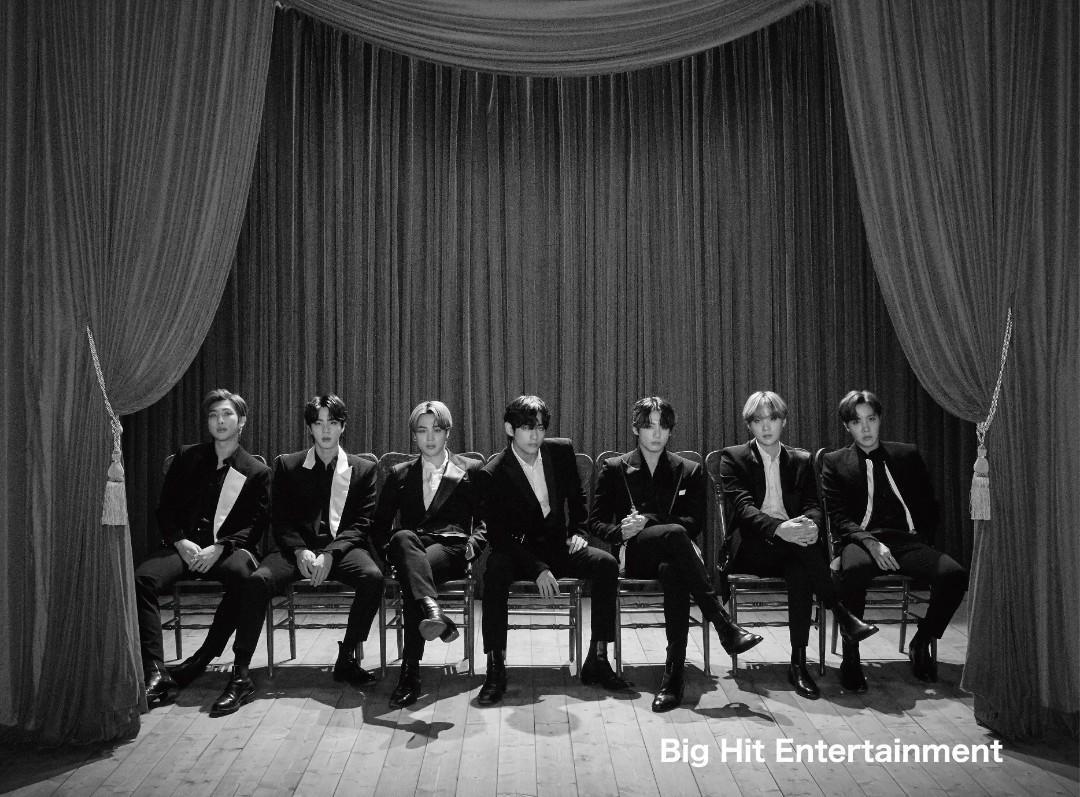 [PO] BTS 4TH JAPAN ALBUM [MAP OF THE SOUL : 7 ~JOURNEY~]