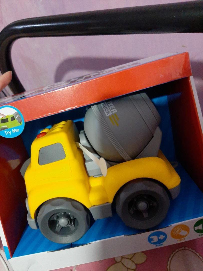 City Action Mainan Mobilan Anak Dari Toys Kingdom Toys Collectibles Mainan Di Carousell