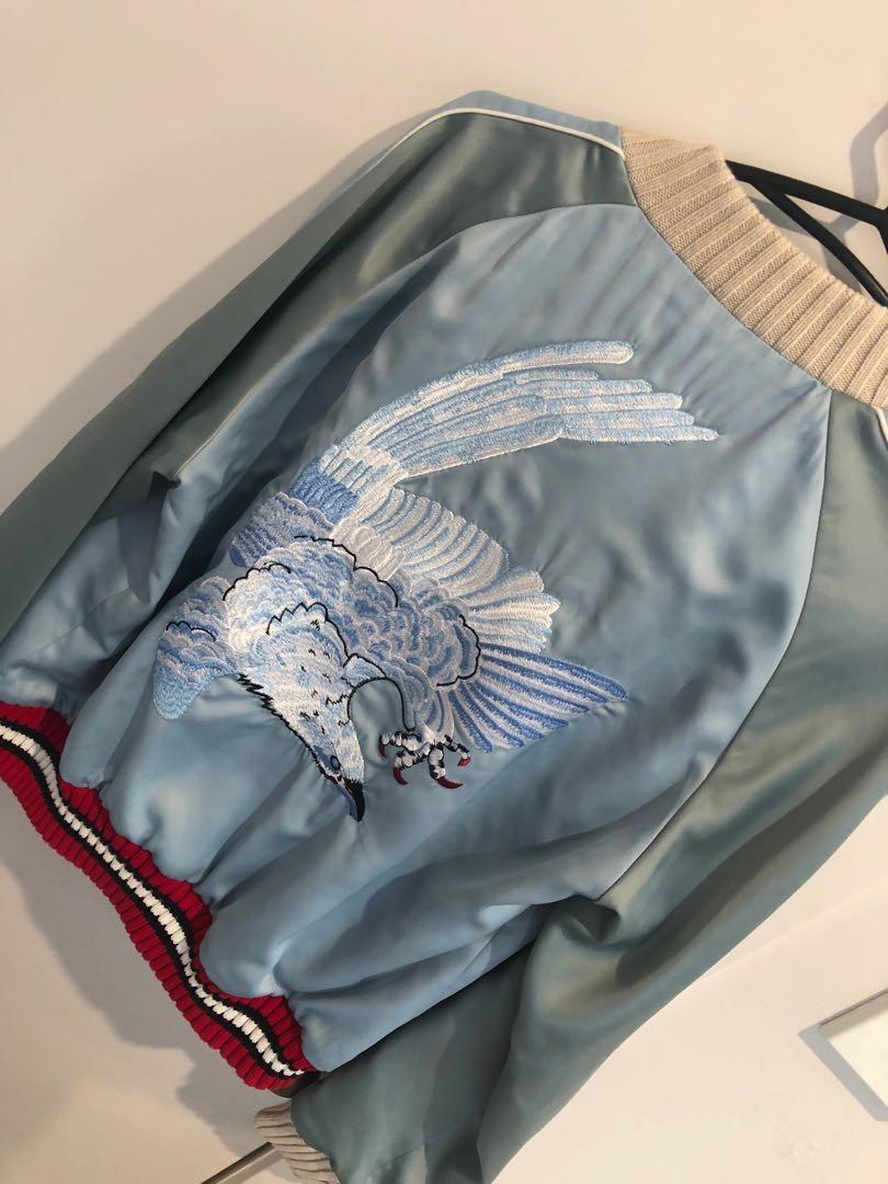 embroider jacket