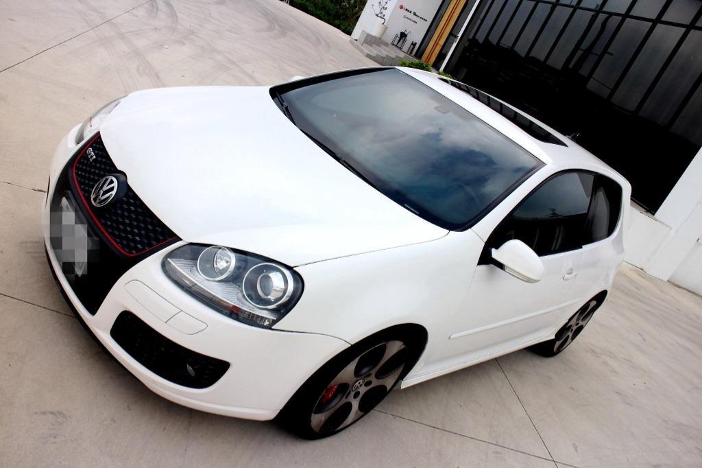 【FB搜尋桃園阿承】福斯 超人氣GTI 2006年 2.0CC 白色 二手車 中古車