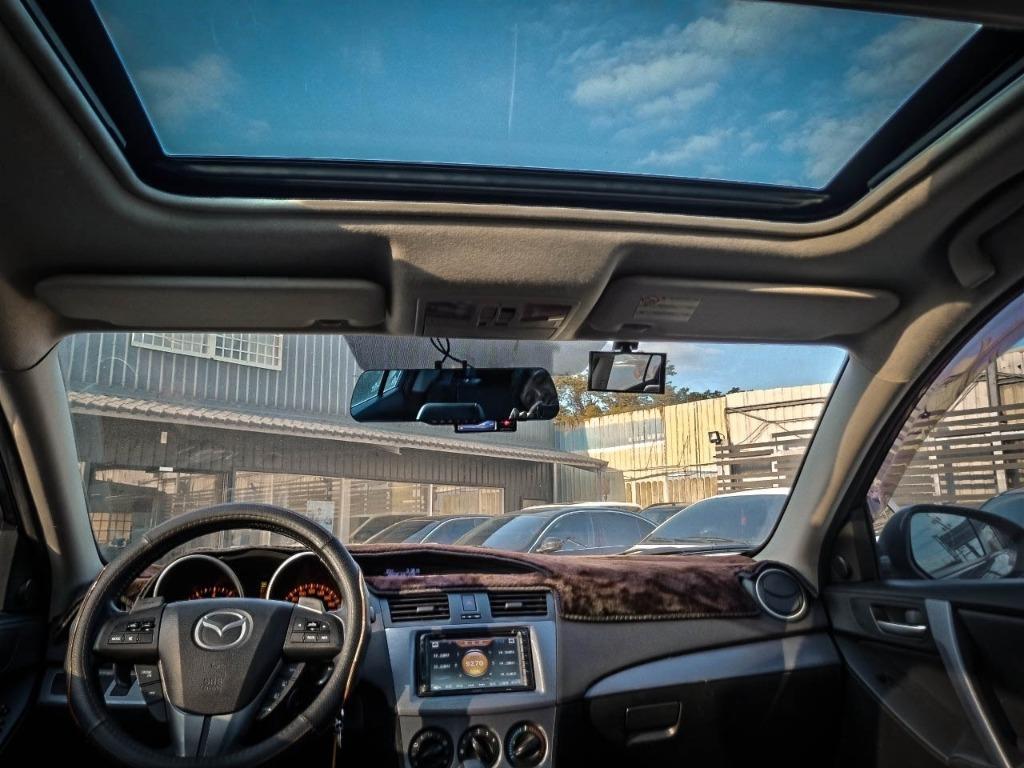 【FB搜尋桃園阿承】馬自達 超人氣MAZDA3 2010年 2.0CC 灰色 二手車 中古車