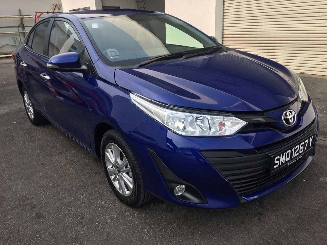 GREAT CIRCUIT BREAKER PROMOTION for BRAND NEW TOYOTA VIOS