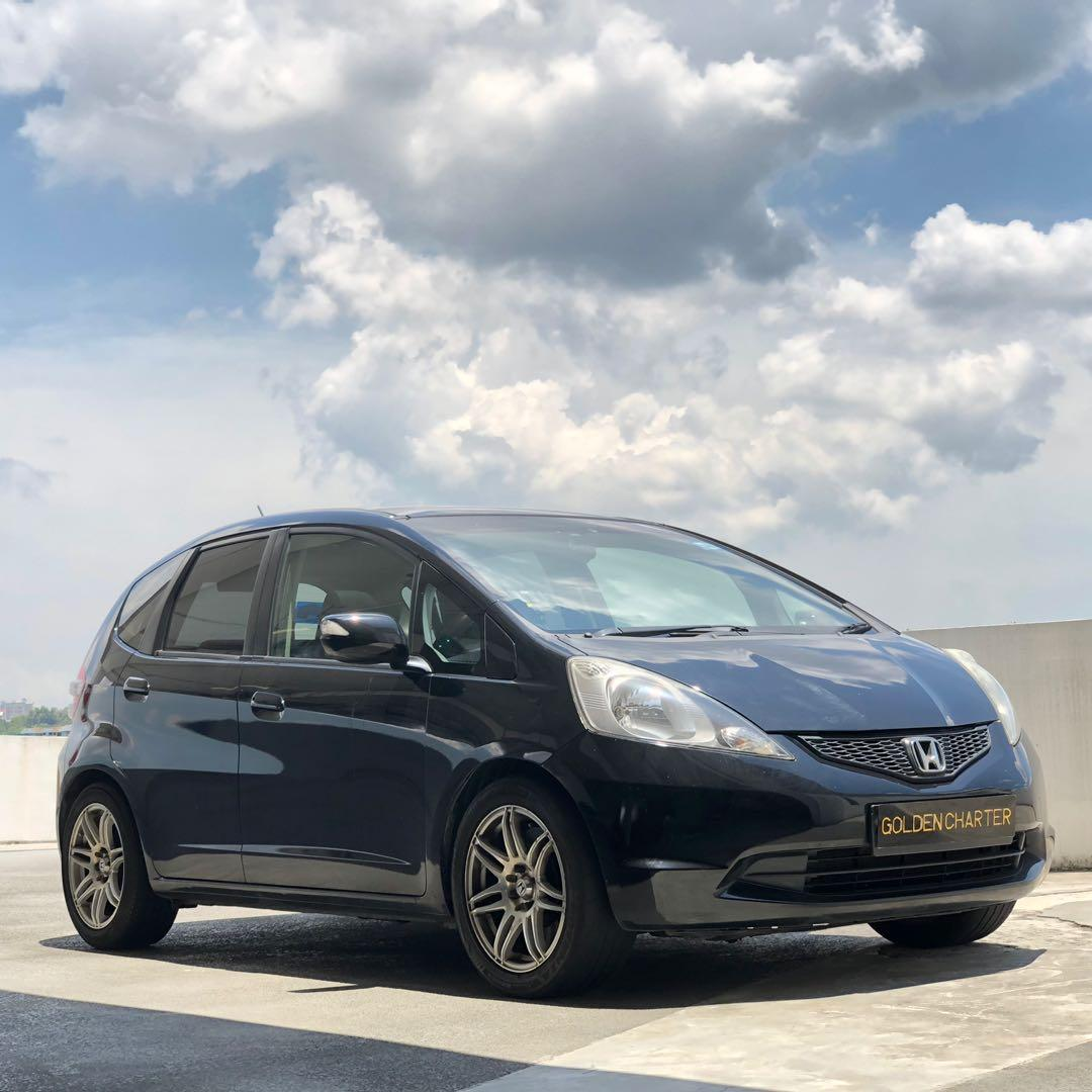 Honda Fit For Rent ! Deliveries / LALAmove ! Circuit breaker promo only !