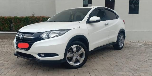 Honda HRV E CVT 2018 low km pajak panjang atas nama org harga 243