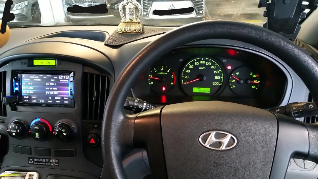 Hyundai H1 H1 Manual