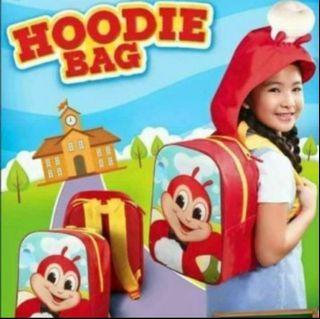 Jollibee Hoodie Bag