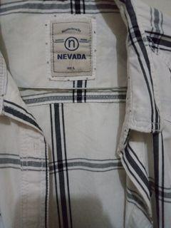 Kemeja Kotak-Kotak Nevada/ Nevada Shirt