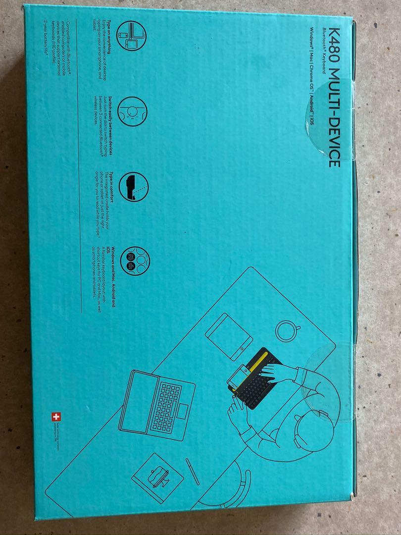Logitech K480 Multi Device