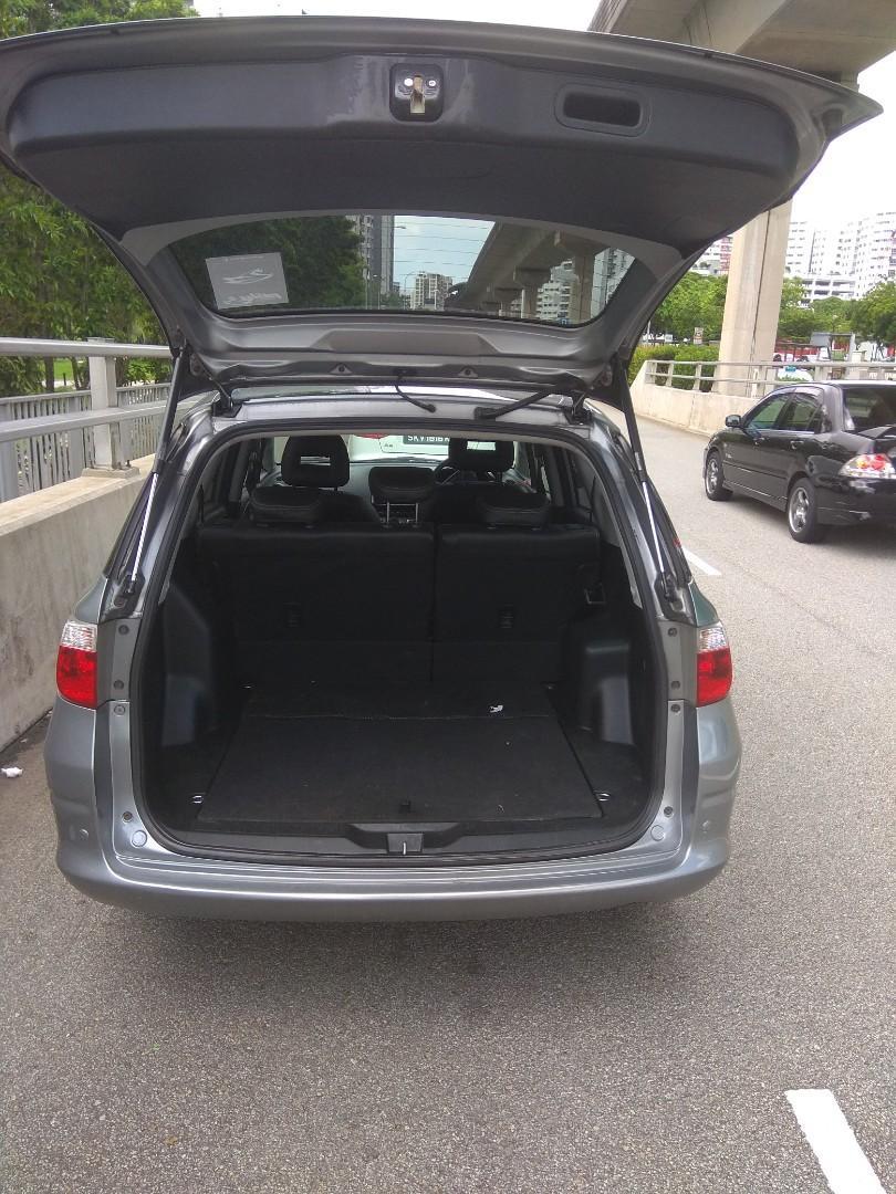 Honda Airwave. spacious boot.  cheap at $200 a week  (now till 1 Jun)
