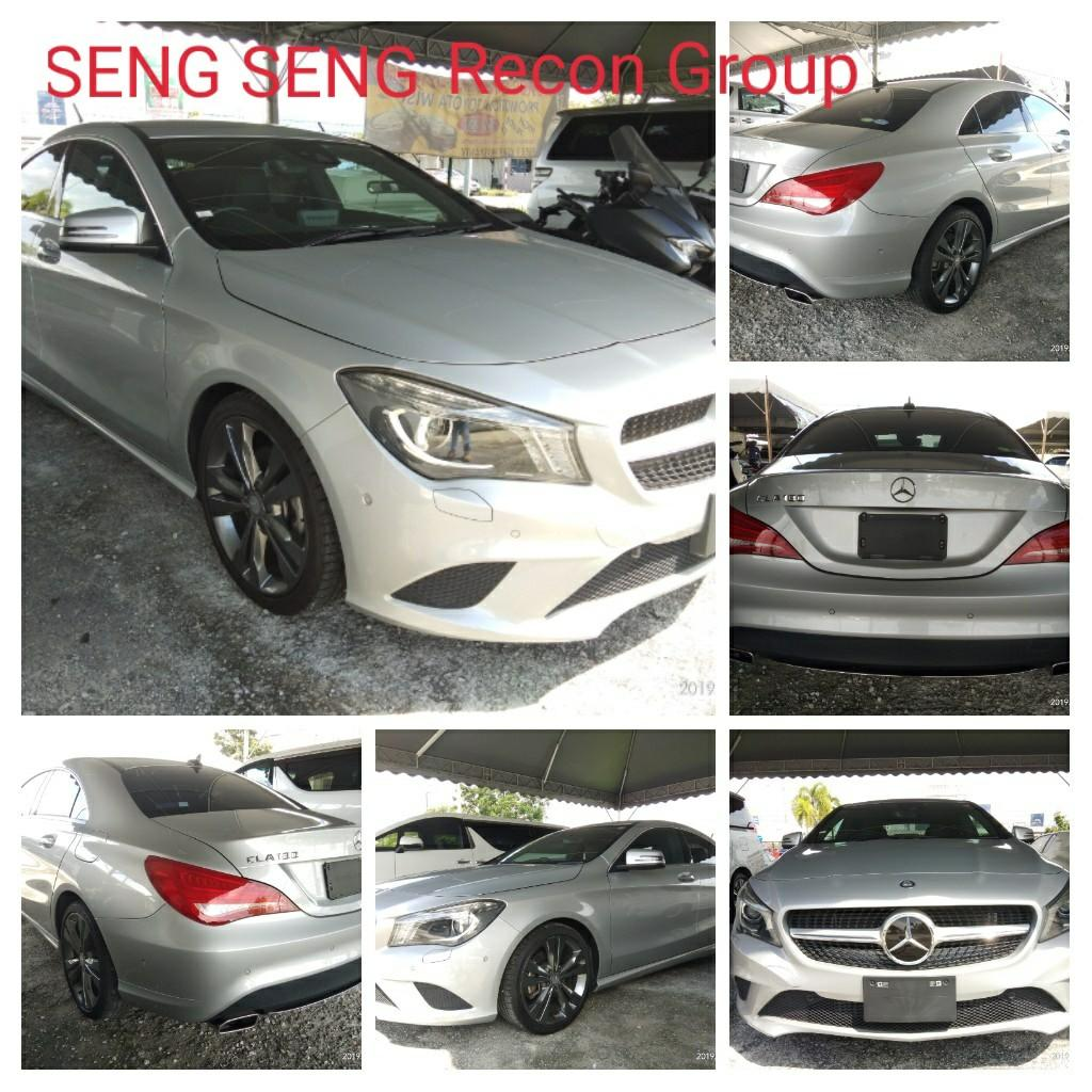 MERCEDES CLA180SE RECORD~2015 PRICE ON THE ROAD RM139,888.88(全包价格)🗣📱0⃣1⃣2⃣2⃣3⃣6⃣7⃣2⃣7⃣2⃣SENGSENG☺🙏