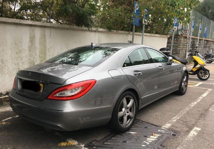 Mercedes-Benz CLS350 (A)