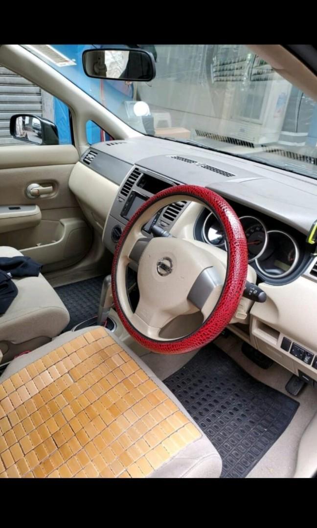 Nissan tida tida 1.5 Auto