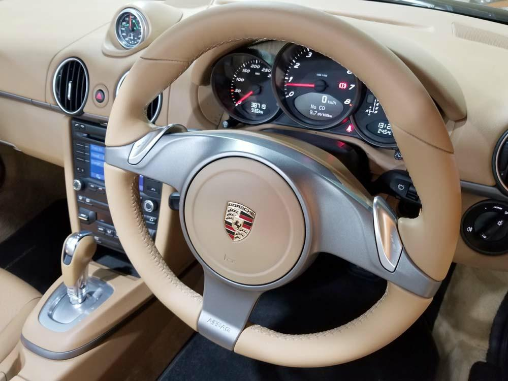 Porsche Boxster 2.9 PDK Auto