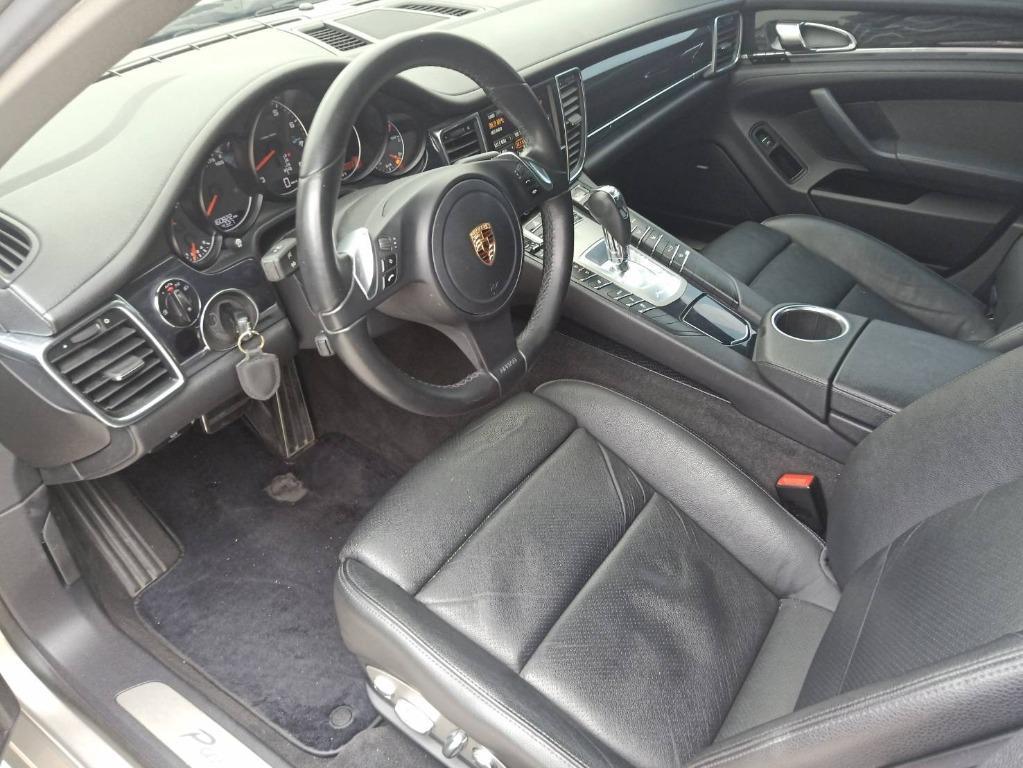 【阿欣中古車】Porsche Panamera(2012)