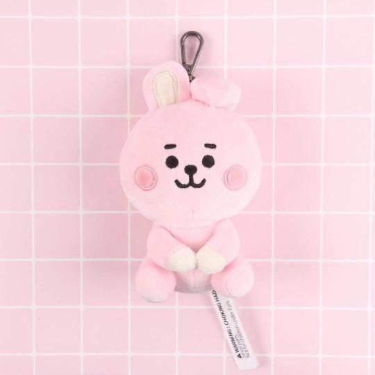 Preorder ✔ BT21 Baby Seated Doll Keychain (unofficial⚠️) Rm25 (Each)