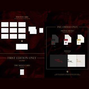 [Pre-order] TWICE 9TH MINI ALBUM 第9张迷你专辑 - MORE & MORE