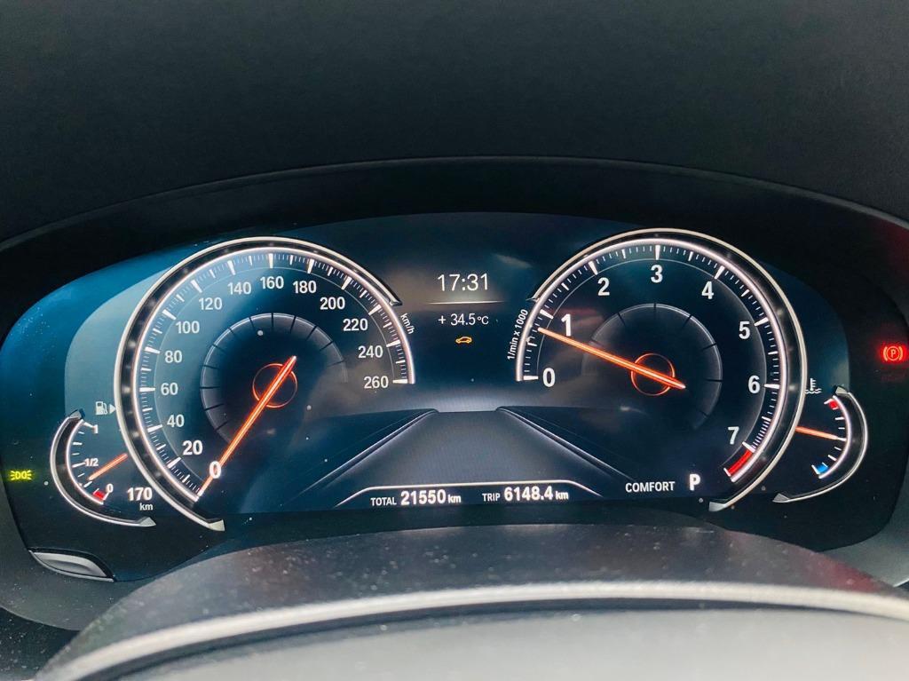 【SUM尼克汽車】2017 BMW 540i M-Sport