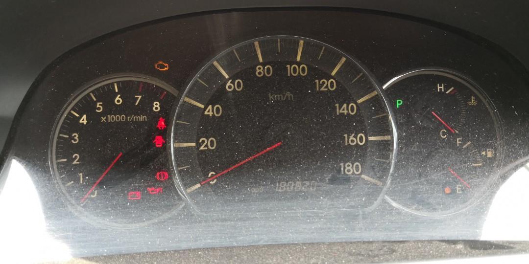 Toyota Alphard 3.0 MS Auto