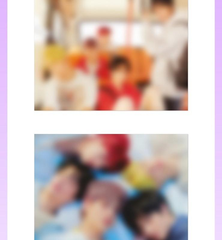 TXT(TOMORROW X TOGETHER) - Album [The Dream Chapter : ETERNITY⁣ (PO-SEALED)