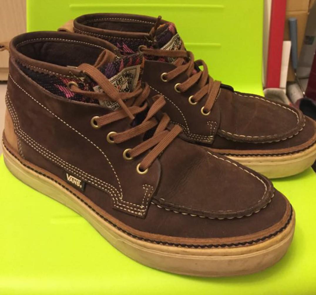 Vans work boots, Men's Fashion